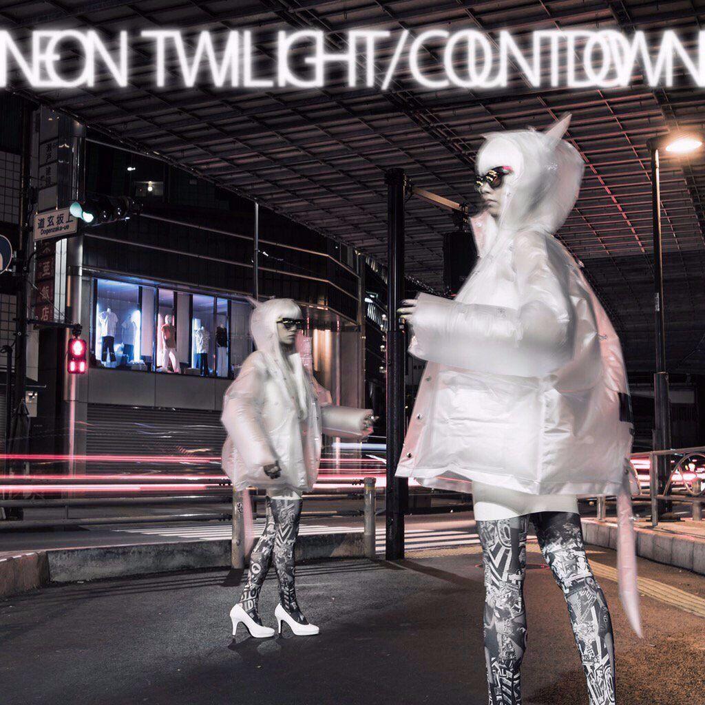 femm neon twilight countdown cover