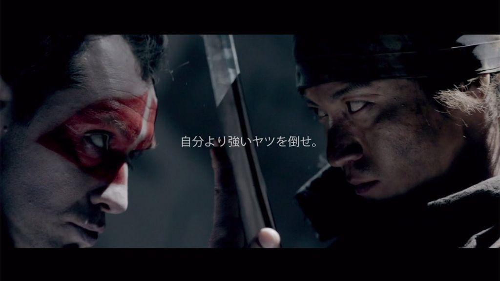 Oguri Shun and Jude Law face off in Pepsi's new 'Momotaro' CM