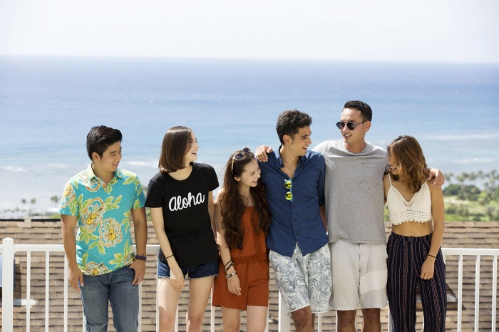 Meet the housemates of terrace house aloha state arama for Terrace of the house