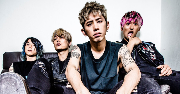 ONE OK ROCK Releases 'Taking Off' MV