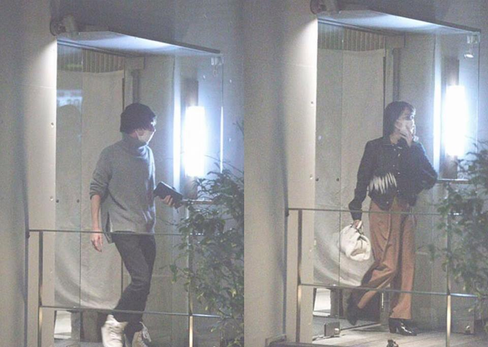 Hey! Say! JUMP's Kei Inoo Spotted with 2 Female Announcers Visiting his Apartment