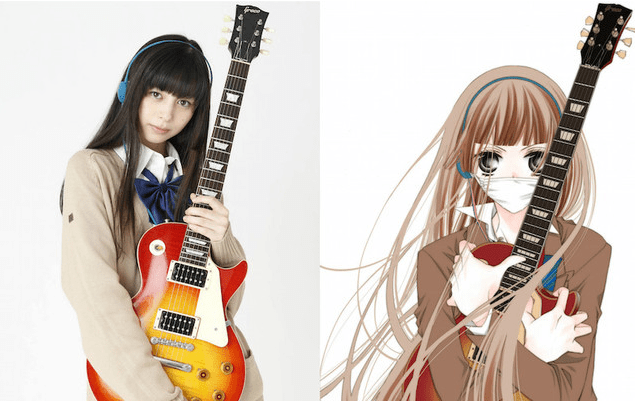 """First look at live-action """"Fukumenkei Noise"""" (Anonymous Noise) film"""