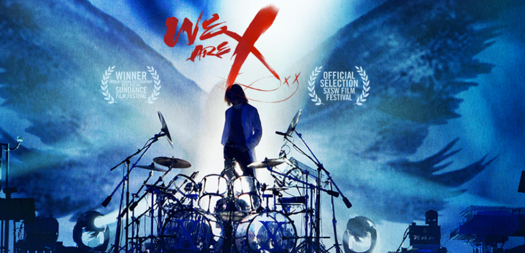 """X JAPAN'S """"We Are X"""" soundtrack to be released worldwide"""