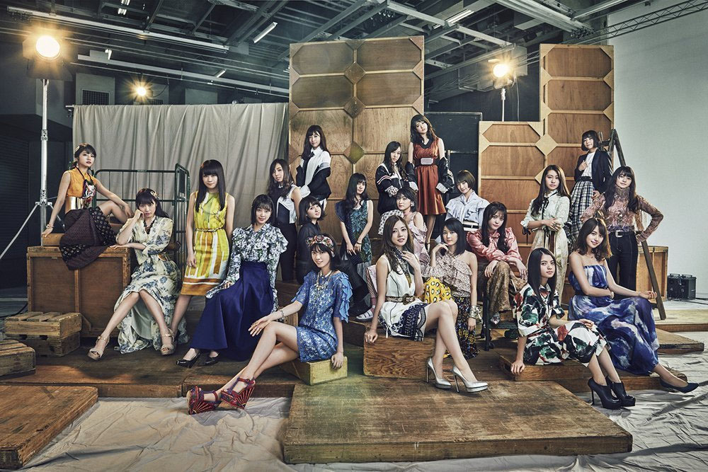 nogizaka46 influencer ile ilgili görsel sonucu