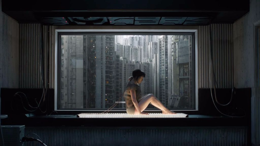 New official trailer for live-action Ghost In The Shell