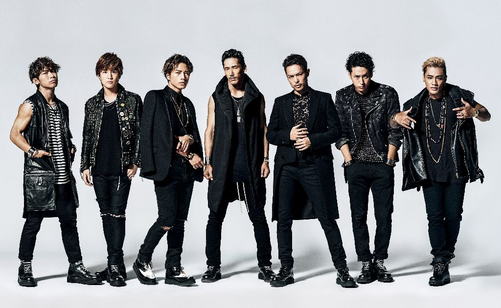 "Sandaime J Soul Brothers release new MV for ""HAPPY"""