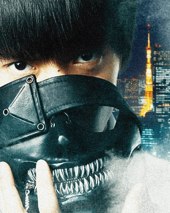Tokyo Ghoul live action gets release date, Fumika Shimizu still on board