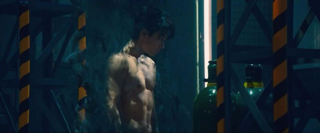 "New Live-action ""Ajin"" Trailer Shows off Takeru Satou and Gou Ayano Action Scenes"