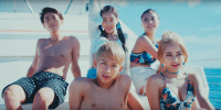 "lol make a splash in new ocean-side PV ""perfect summer"""