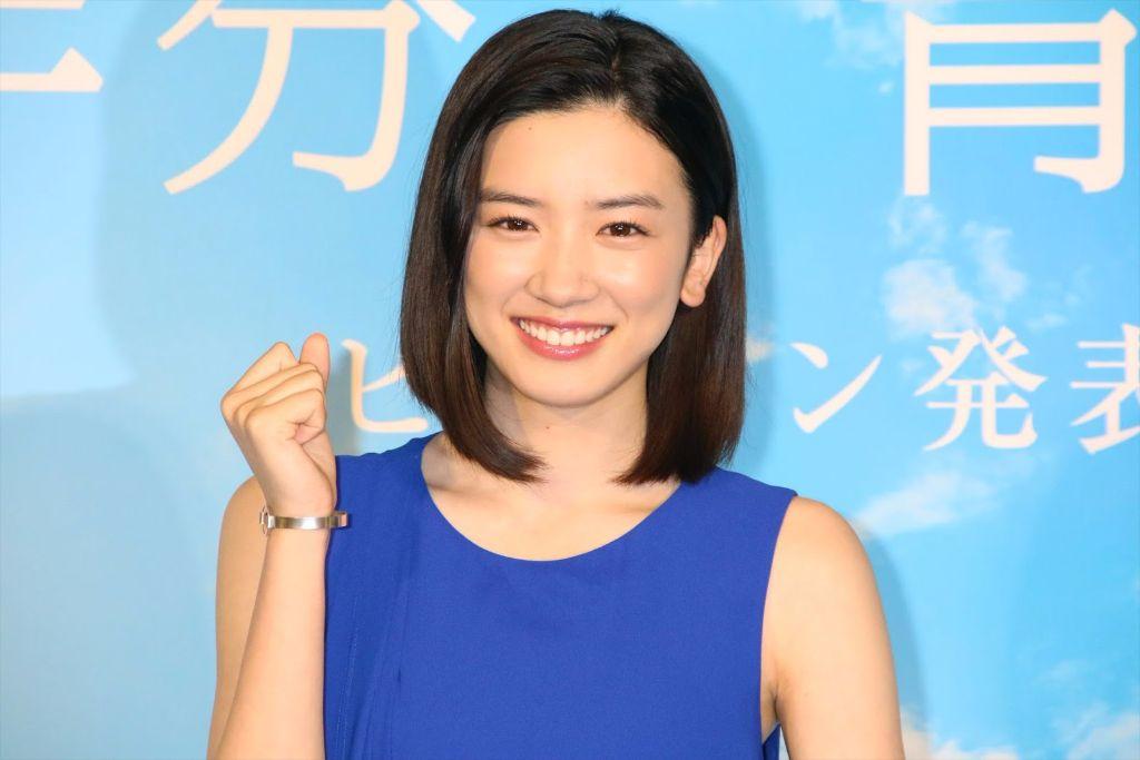 """Mei Nagano announced as lead of NHK's 98th Asadora """"Hanbun, Aoi"""""""