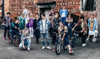 """THE RAMPAGE from EXILE TRIBE go retro with """"Dirty Disco"""" short PV"""