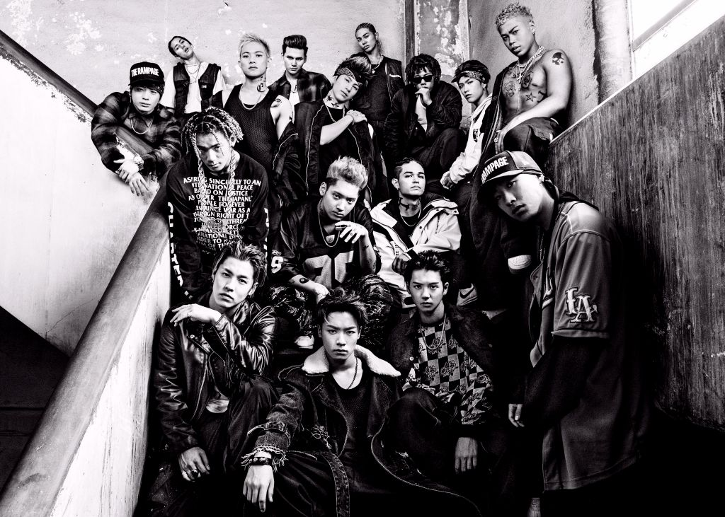 "THE RAMPAGE from EXILE TRIBE unleash MV for ""100degrees"""