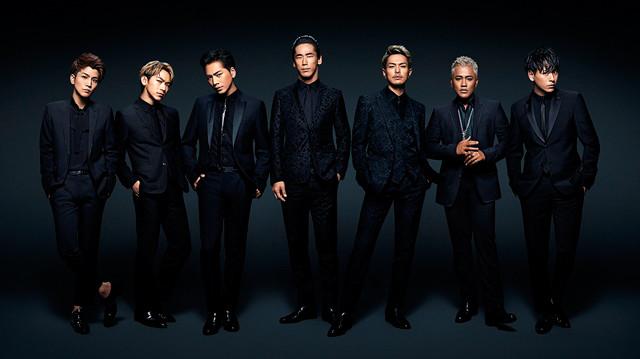 Sandaime J Soul Brothers Top Nikkei Entertainment's 2017 Concert Mobilization Power Ranking