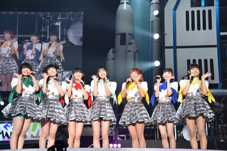 Dempagumi.inc adds two new members, announces new single and tour