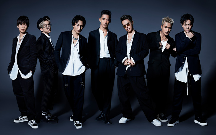 """Sandaime J Soul Brothers to release new album """"FUTURE"""" in summer 2018"""