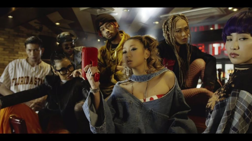 "Watch the short ver. of Koda Kumi's new MV ""PARTY"""