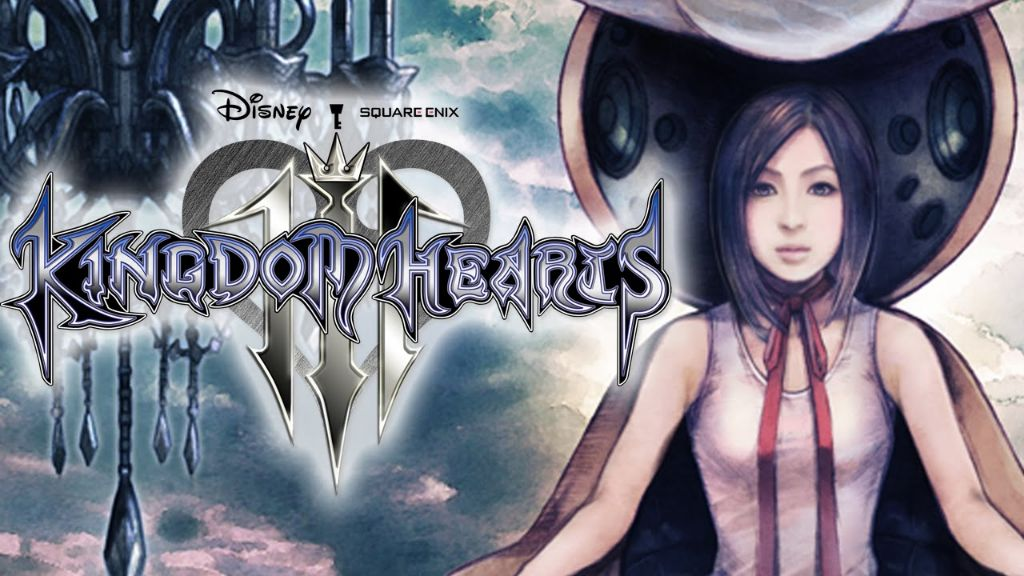Utada Hikaru to sing theme for Kingdom Hearts III; watch new trailer with song preview!