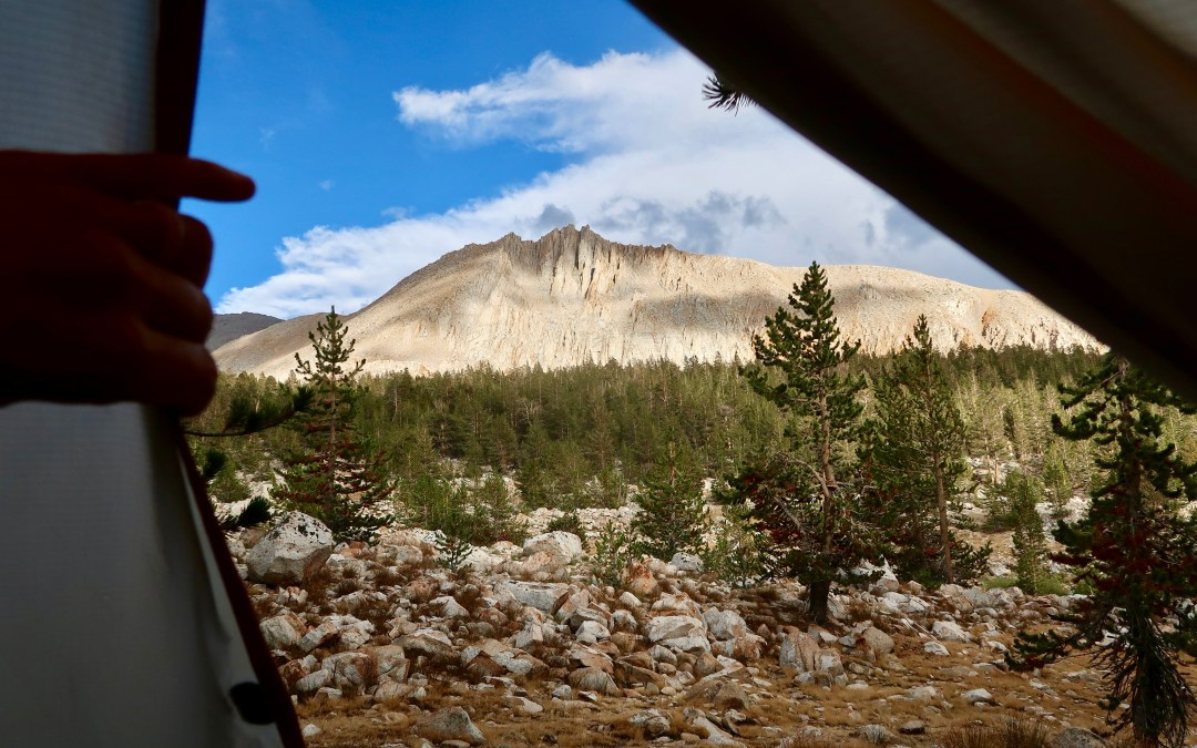 PCT Day 152 – Crabtree Meadow to Tyndall Creek