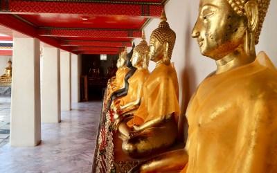 Thailand 2017 – Wat Pho and Loi Krathong