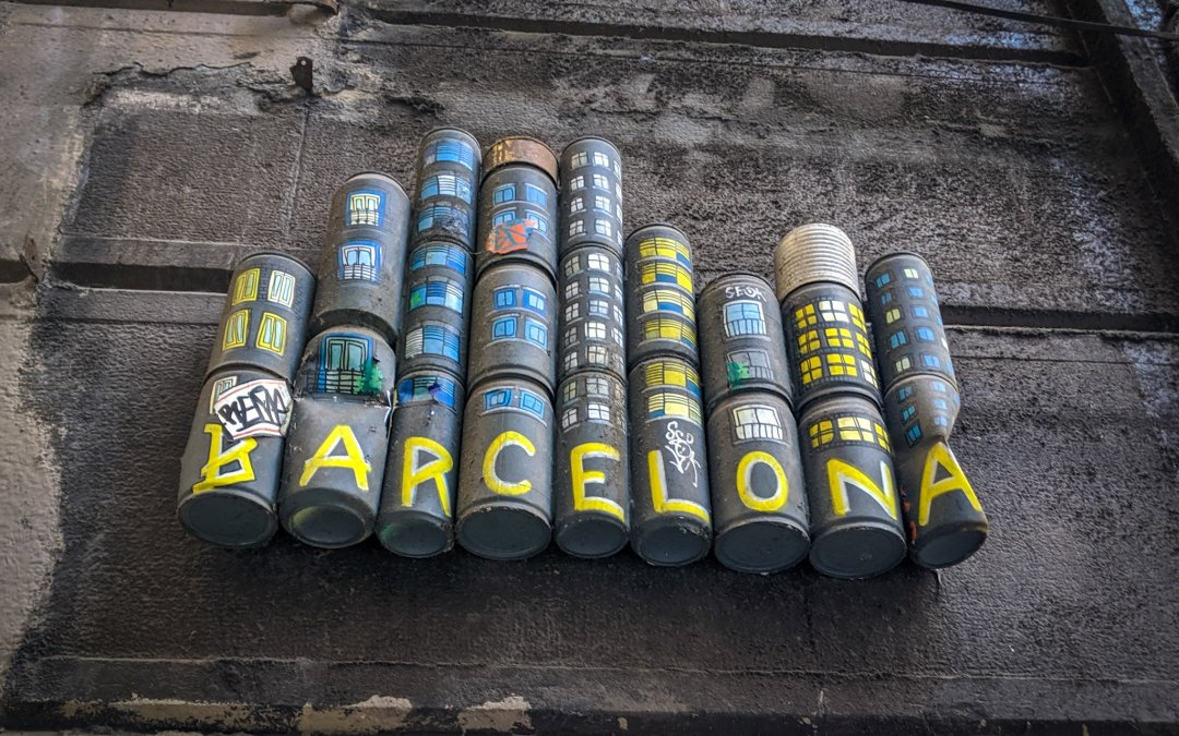 Weekend in Barcelona: A Whirlwind Tour in Photos
