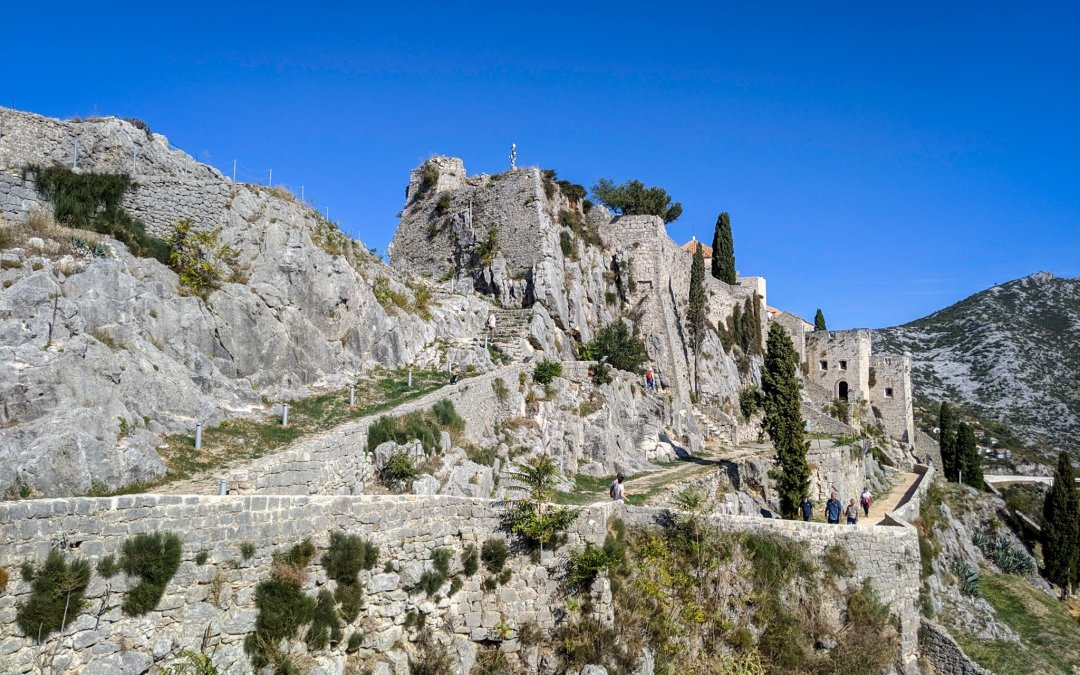 Discovering Klis Fortress and the Dalmation Hinterland in Split, Croatia