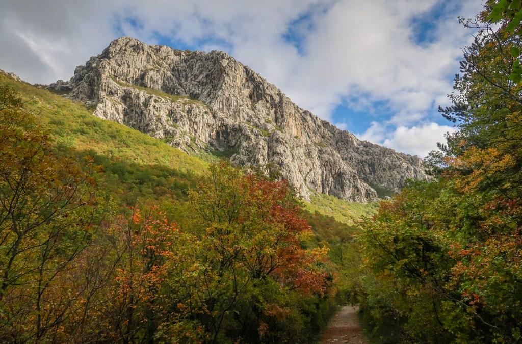 Hiking in Paklenica National Park: Exploring the Velebitski Planinarski Put