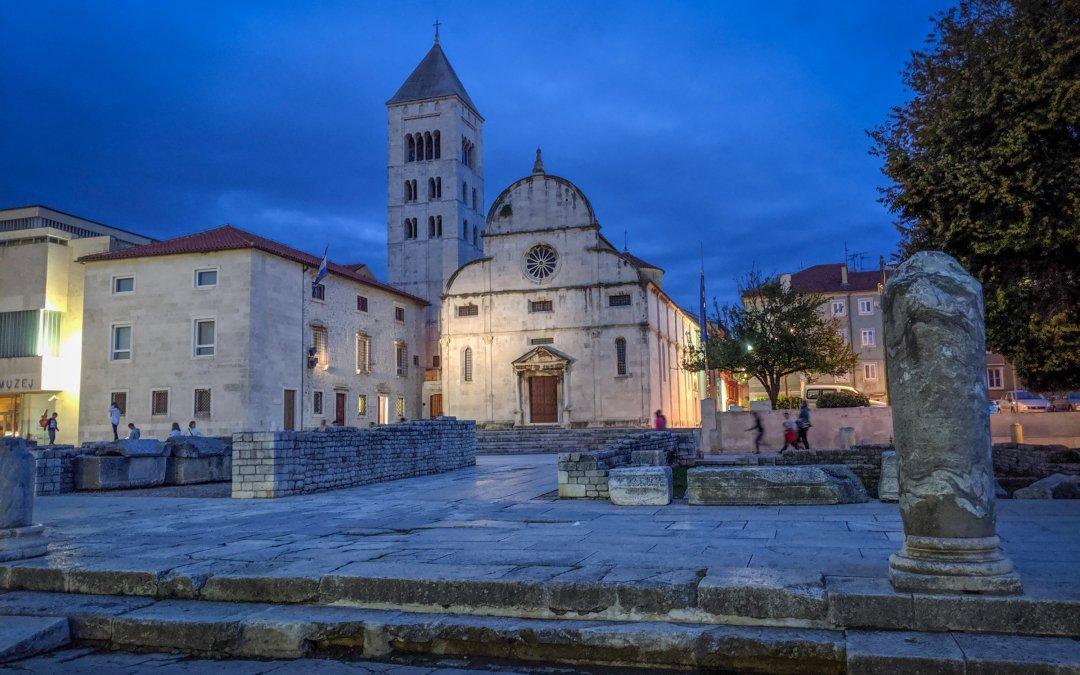 Exploring Zadar, Croatia: A Photo Journey