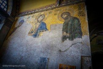 Hagia Sophia - Tiled Mosaic