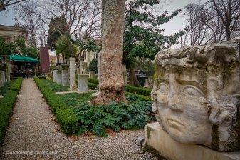 Istanbul Archaeological Museum Gardens