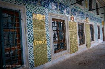 Topkapı Palace Harem - the Court of the Black Eunuchs