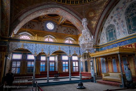Topkapı Palace Harem - Imperial Hall