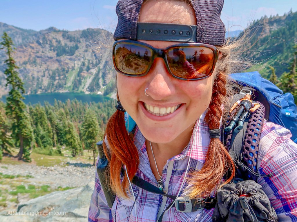 Unicorn's Pacific Crest Trail Blog: Hiking in the Marble Mountain Wilderness.