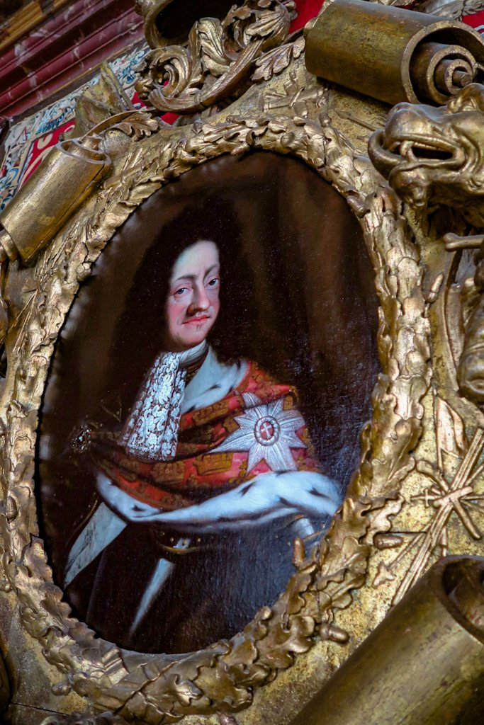 Christian V, King of Denmark 1670-1699