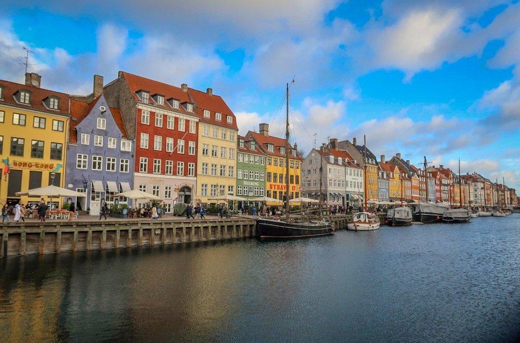Copenhagen Blog: An Unexpected Visit