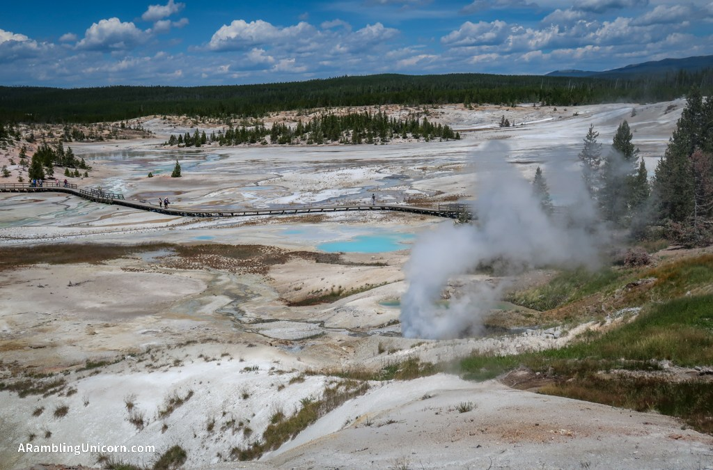 Great America Road Trip Day 12: Welcome to Yellowstone