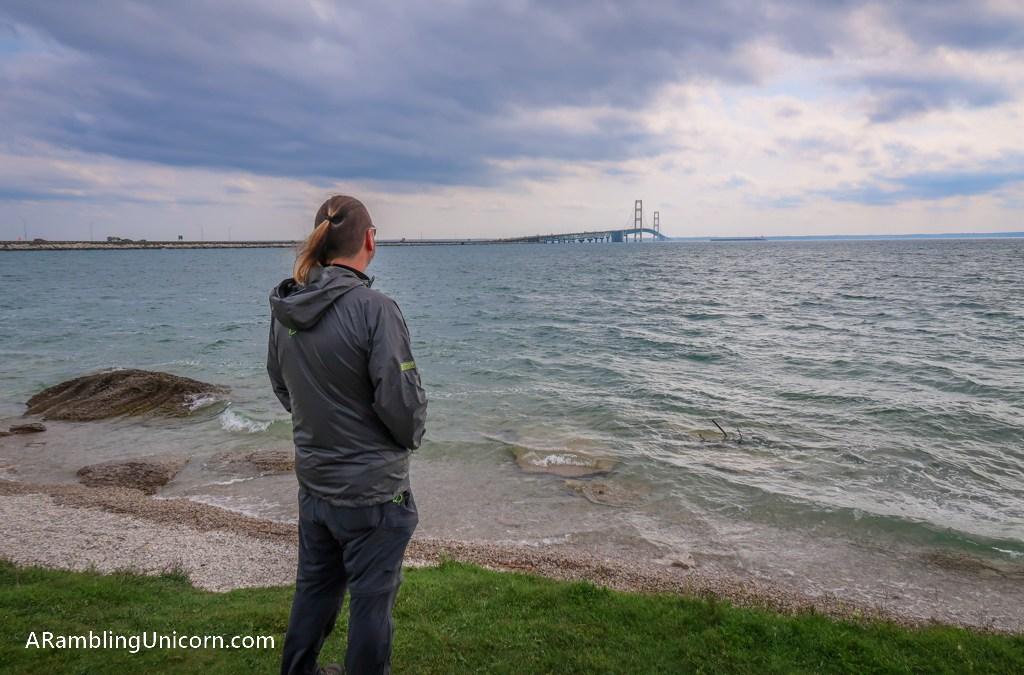 Crossing the Mackinac Bridge: Gateway to the Upper Peninsula