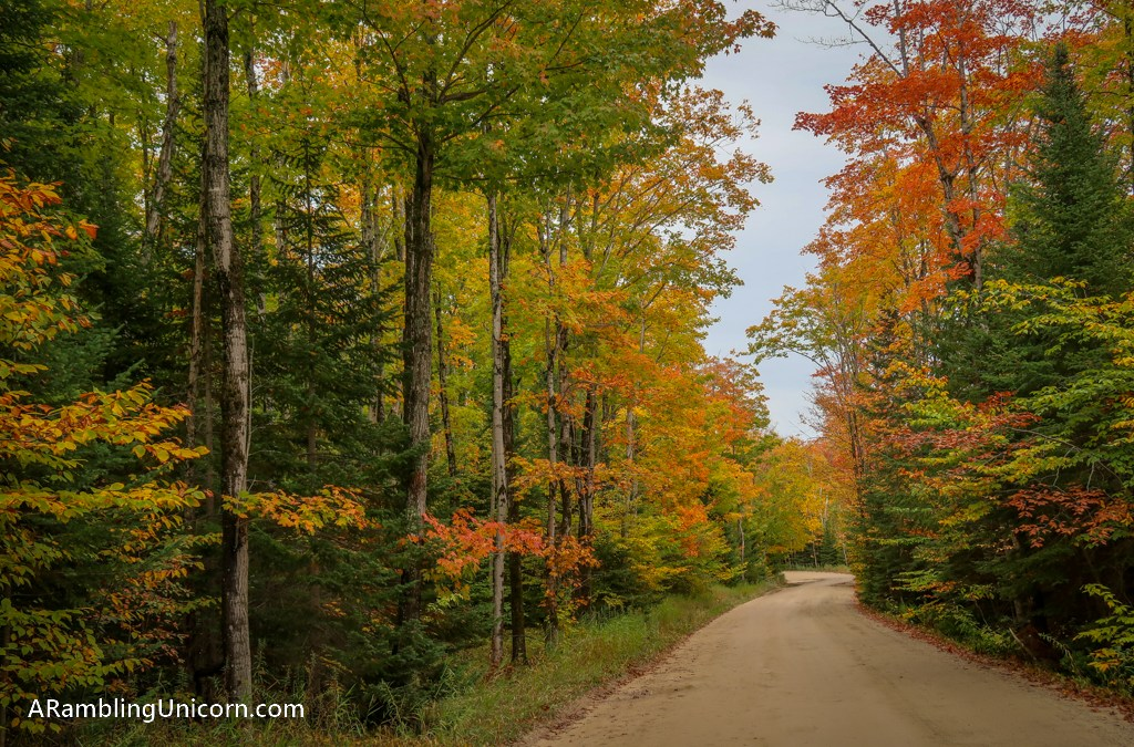 Pictured Rocks Fall Colors: Gorgeous Fall Foliage in Michigan's Upper Peninsula
