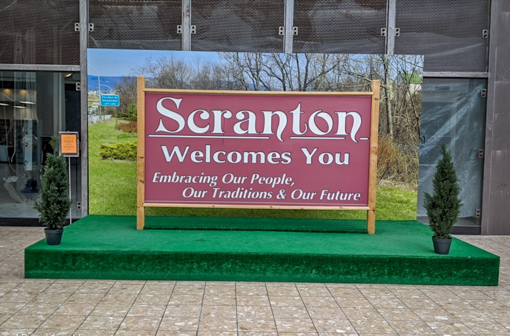 A Quick Tour of the Office Shooting Locations in Scranton
