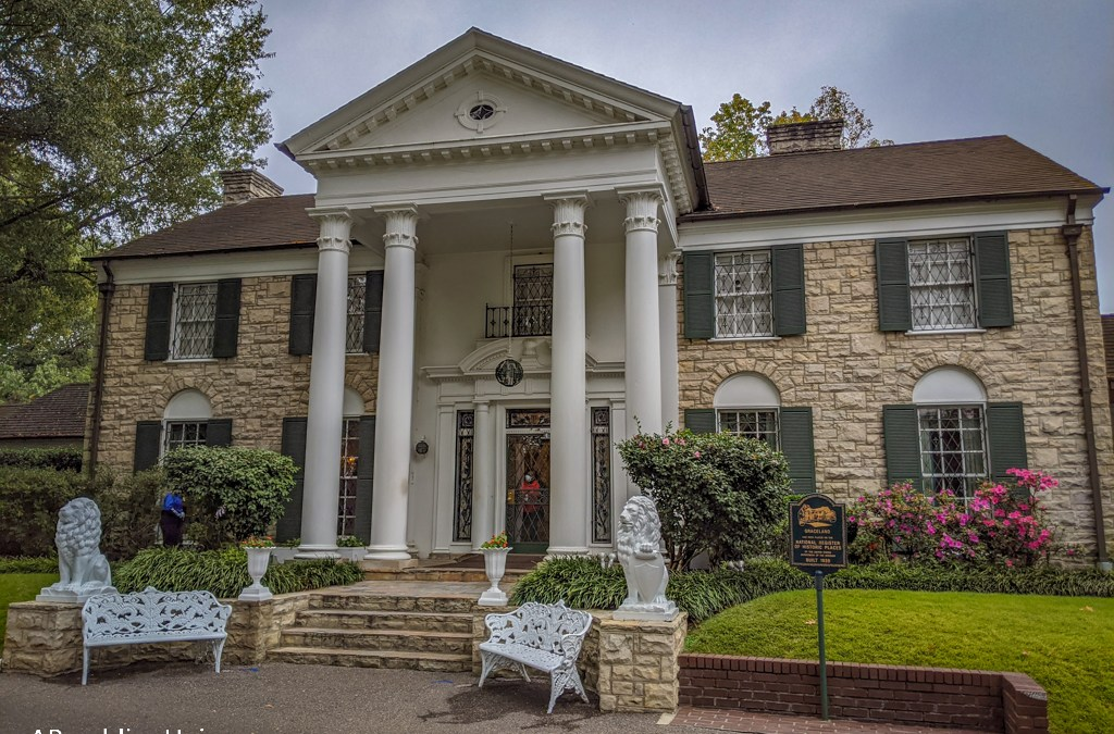Touring Graceland during the COVID-19 Pandemic