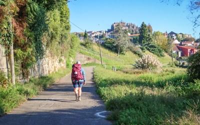 Portuguese Camino Day 9: The Magnificent Tui Cathedral