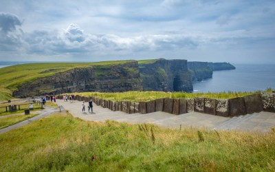 How to Take the Galway to Doolin Bus for the Spectacular Doolin Cliff Walk