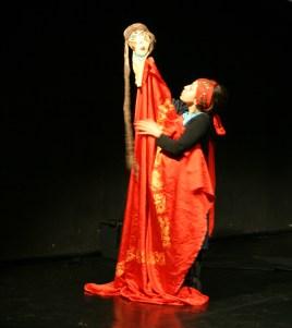 Mela Rosa, Lupo nero 2007