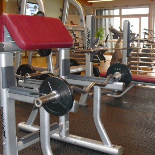 Fitness-Training im ARAMIS