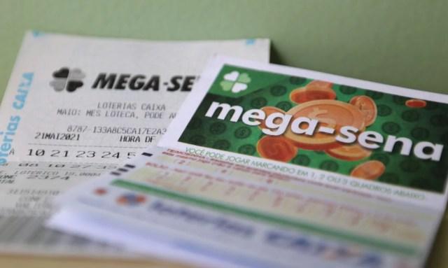 Ninguém acerta a Mega-Sena e prêmio acumula em R$ 10,5 milhões
