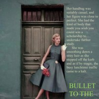 Bullet To The Heart -- on paperback