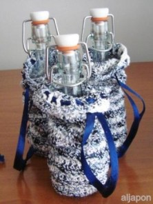 Fundas regalo para botellas