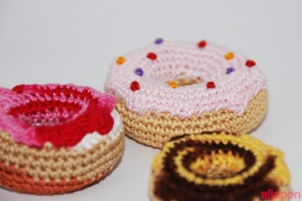 Primeros donuts