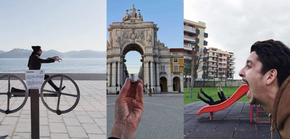 14 Fantastic photos show Perspective in Photography
