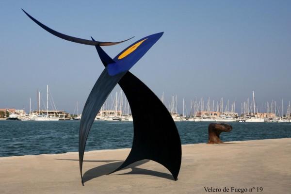 Entrevista al escultor Teo San José