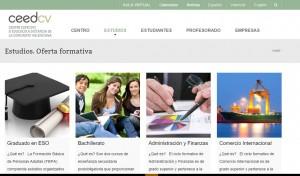 Ceed Valencia diseño web